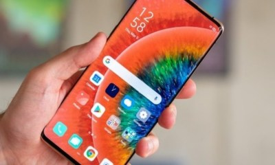 Smartphone Oppo Find x2 Pro Has Taken the Lead in Performance Tests