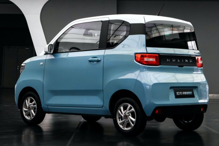 Chinese-American electric car Hong Guang MINI EV could be a hit