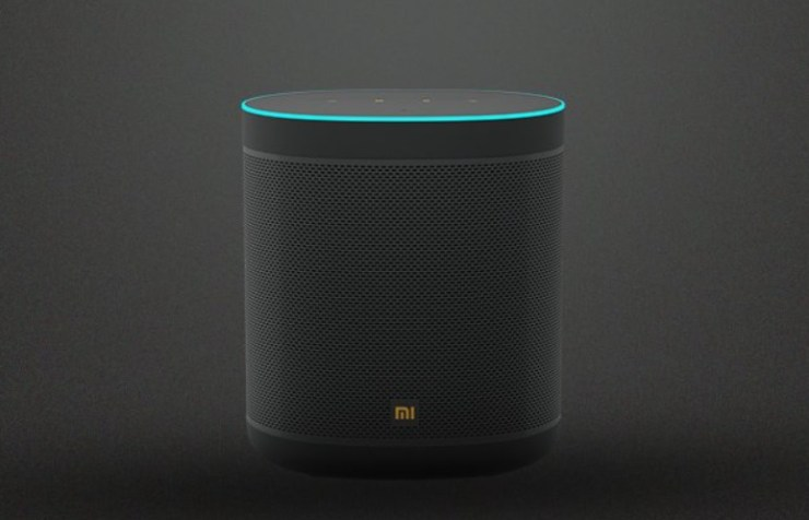Smart speaker Xiaomi Mi Smart Speaker surprised not only by its compactness, but also by the price