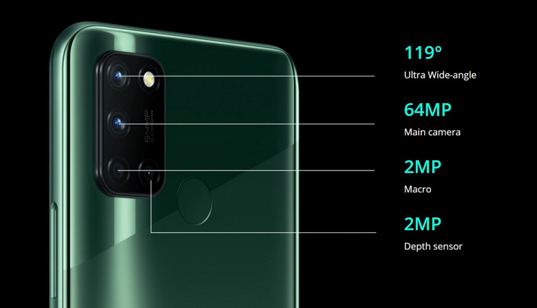 Realme unveiled the most affordable 90 Hz smartphone