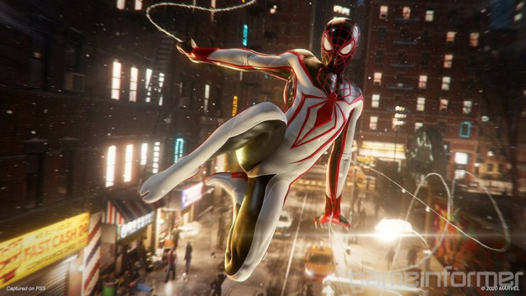 Details of the new Spider-Man for PlayStation: less storyline and two modes