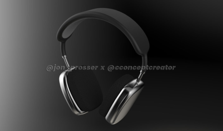 AirPods render