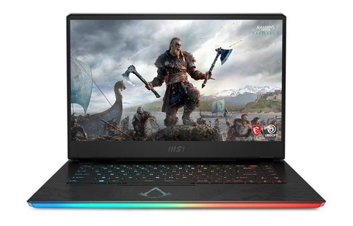 MSI GE66 Raider Valhalla Limited Edition Gaming Laptop Exclusive to New Assassin's Creed