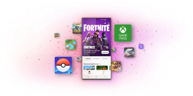 Samsung trolls Apple with Fortnite in the Galaxy Store