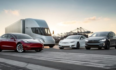 Tesla surpasses the plan for the production of electric vehicles in 2020, producing a total of 509 thousand Model S 3 X Y