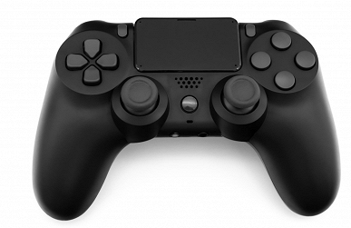 This is how the prototype of the DualSense controller for the PlayStation 5 looked