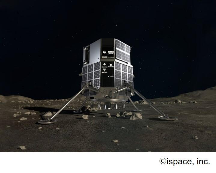 Small robot transformer, created with the participation of Sony, will go to the moon next year