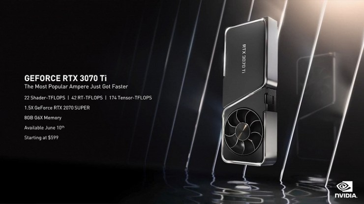 Nvidia has unveiled the GeForce RTX 3080 Ti for $ 1200 and the GeForce RTX 3070 Ti for $ 600.  But will we see such prices?