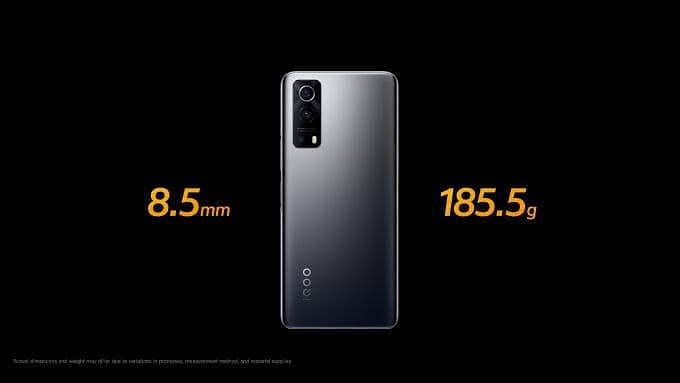 Snapdragon 768, 120Hz, 64MP and 55W for $ 275.  Introduced iQOO Z3 5G smartphone