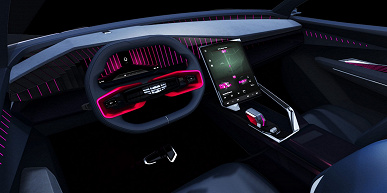 Geely cars will look like this soon: the futuristic Vision Starburst electric car presented