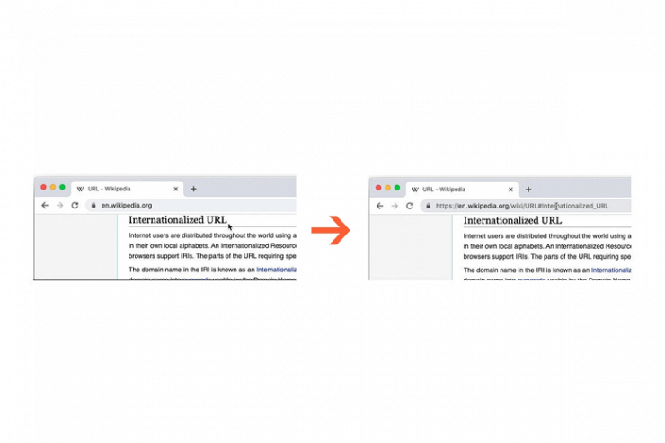 At the request of the public: Google has decided not to hide addresses from users in Chrome