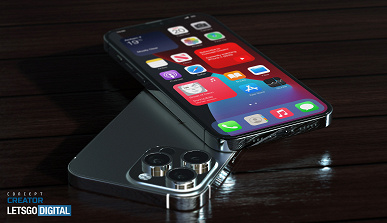 iPhone 13 Pro showed in high-quality images and video
