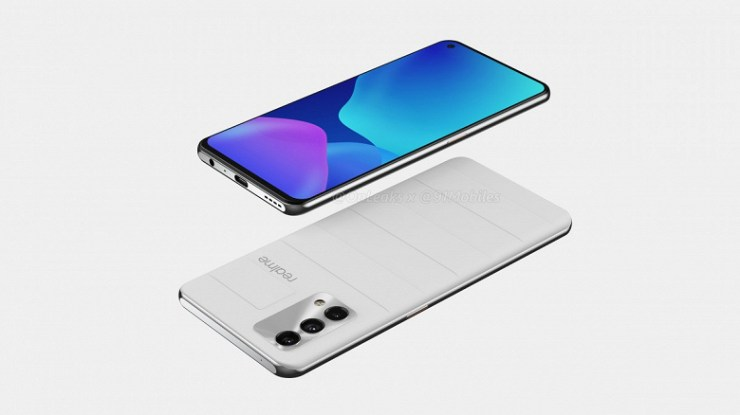 Realme GT 5G Master Edition completely declassified: images, specifications and price