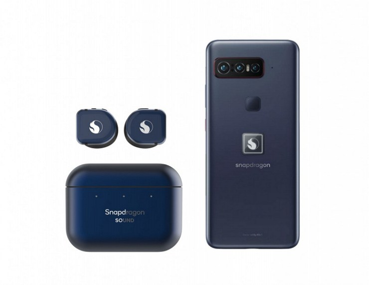 The first Qualcomm Snapdragon smartphone presented: 6.78-inch AMOLED screen, Snapdragon 888, 144 Hz and 16/512 GB of memory
