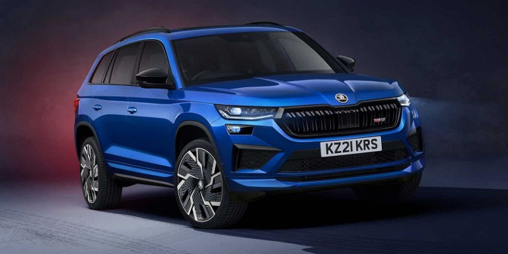The fastest Skoda Kodiaq accelerates from 0 to 100 km / h in 6.6 s: the crossover is already available for order