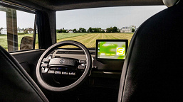 An electric car similar to the UAZ was presented in Germany.  Cruising range - up to 600 km, price - from 20,500 dollars