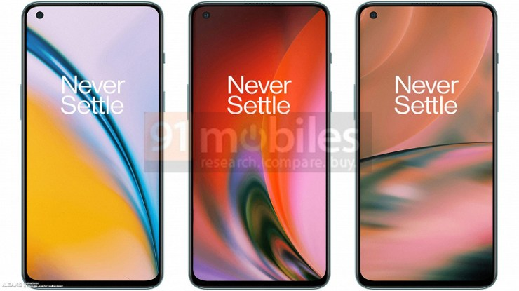 The mid-budget smartphone OnePlus Nord 2 will receive not only a top platform, but also a camera, like the OnePlus 9 Pro and Oppo Find X3 Pro