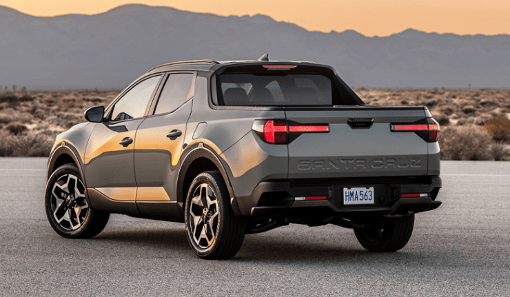 Hyundai Santa Cruz pickup prices announced in the spirit of the new Tucson: the car is already on sale in the US
