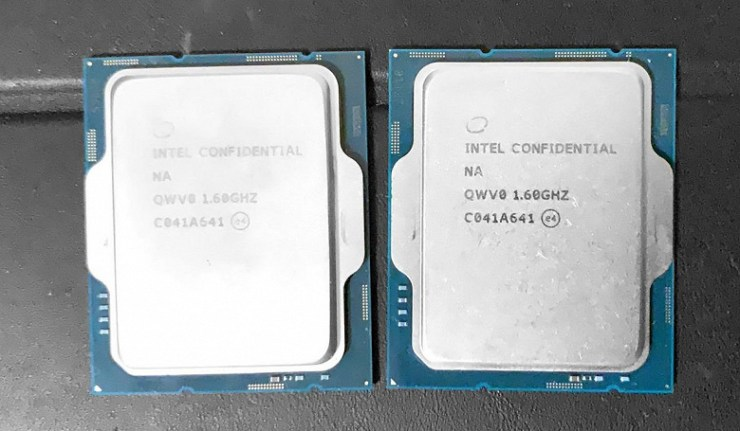 Intel Alder Lake processors with support for DDR5, PCIe 5 and new socket LGA1700 will be presented on October 27, sales will start on November 19