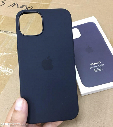 Photos of iPhone 13 cases in all colors from all angles