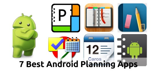 7 Best Android Planning Apps