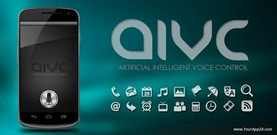AIVC (Alice) - Siri style personal assistant for Android