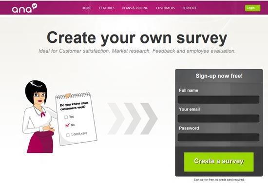 ANA survey Survey software : Top 15 online survey software and questionnaire