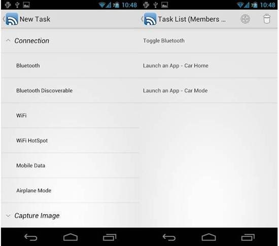 AnyTAG NFC Launcher - 7 Best Android NFC Apps