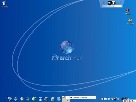 Arch linux distros : Top 10 Linux distributions