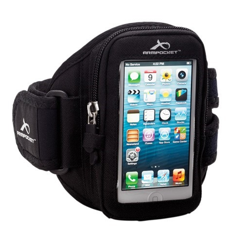 Armpocket armband for iPhone 5