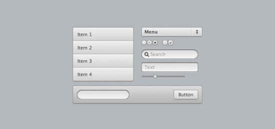 CSS3 UI toolKit Top 12 Free CSS UI Toolkits