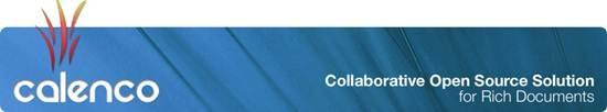 Calenco - web collaborative Editing Platform
