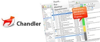 Chandler 10 useful personal information manager (free pim software)