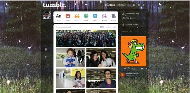 DAISY 49 Useful Tumblr dashboard theme for Tumblr User