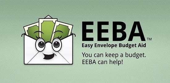 Easy Envelope Budget Aid 12 useful Personal Finance manager for Android