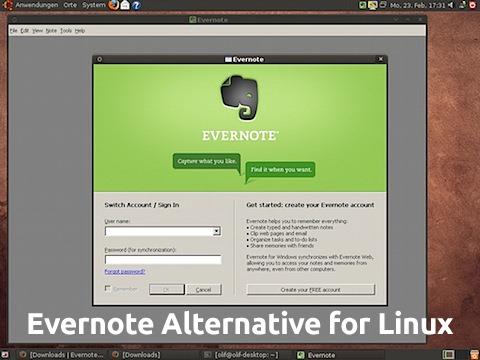 Top 10 Evernote Alternative for Linux – Gadget Explorer