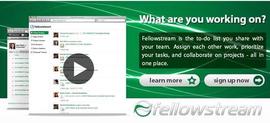 FellowStream todo list
