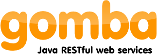 Build Java RESTful web services with Gomba