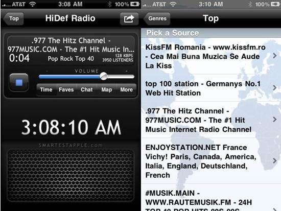 Top 10 FM Radio Apps for iPhone 5 – Gadget Explorer