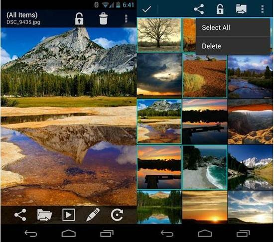 Hide Pictures in Vaulty 12 Best Photo Locking Apps for Android