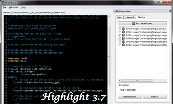 Highlight 11 useful JavaScript syntax highlighter