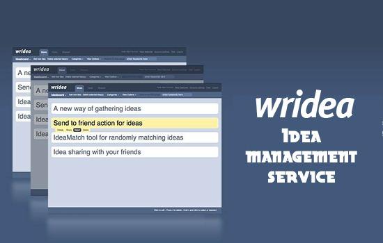 Idea-management-Wridea