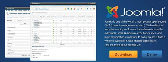Joomla content management framework : 32 (Really) useful and Best