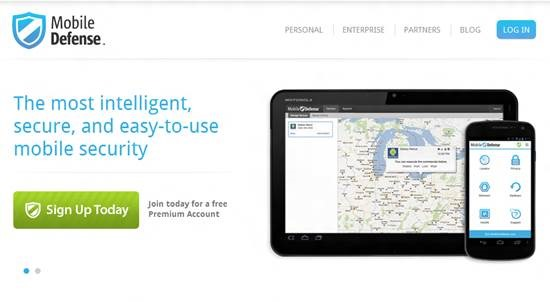Mobile Defense 9 Android Tracking Apps for Find Lost Android smartphone