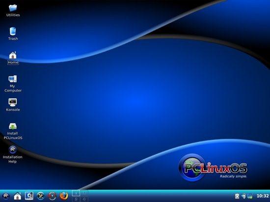 PCLinuxOS linux distros : Top 10 Linux distributions