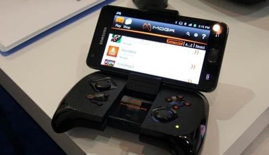 Power A Moga Gaming controller