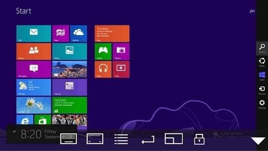 Remote Desktop Lite (RDP)