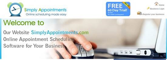 Simply Appointments Top 16 online appointment scheduling software