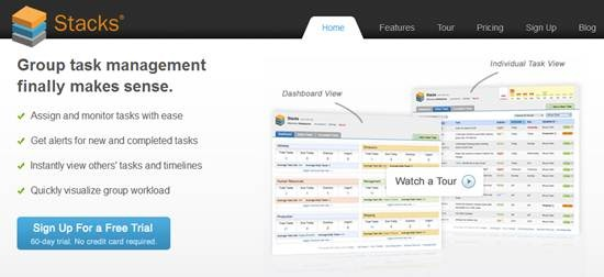 Stacks Group task management