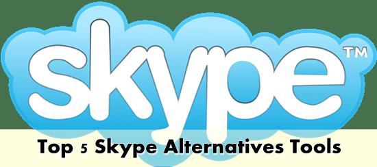 Top 5 Skype Alternatives Tools